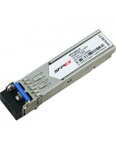 Alcatel-Lucent SFP-GIG-LX lähetin-vastaanotinmoduuli Valokuitu 1000 Mbit/s 1310 nm Alcatel SFP-GIG-LX - 1