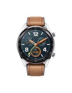 """Huawei Watch GT 3.53 cm (1.39"""") 46 mm AMOLED Silver GPS Huawei 55023257 - 1"""