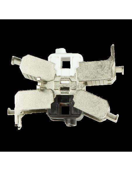 LogiLink MP0041 liitinjohto RJ-45 Metallinen Logitech MP0041 - 4