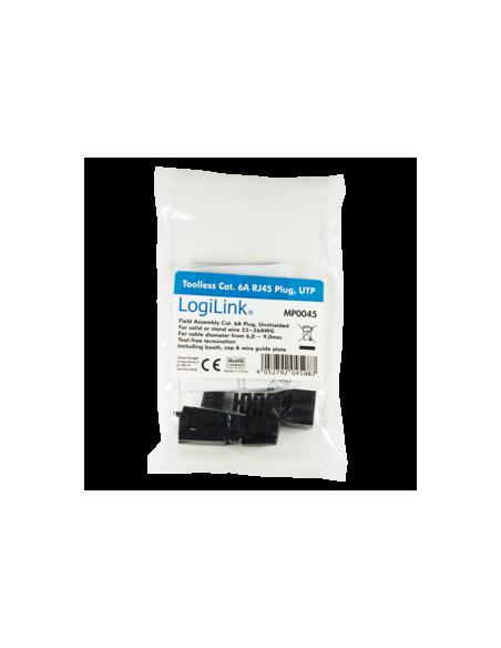 LogiLink MP0045 kaapelin lisätarvike Kaapelisovitin Logitech MP0045 - 6