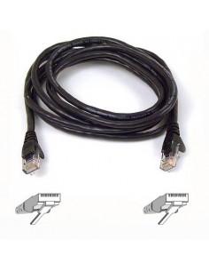 Belkin High Performance Category 6 UTP Patch Cable 2m verkkokaapeli Belkin A3L980B02M-BLKS - 1