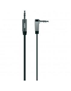 Belkin 3.5mm ljudkabel 0.9 m 3,5mm Svart Belkin AV10128CW03-BLK - 1