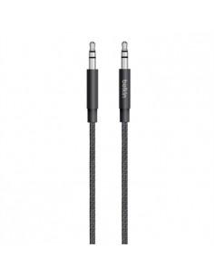 Belkin 3.5mm - 3.5mm, 1.25m ljudkabel 1.25 m 3,5mm Svart Belkin AV10164BT04-BLK - 1