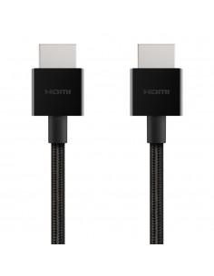 Belkin AV10176BT2M-BLK HDMI cable 2 m Type A (Standard) Black Belkin AV10176BT2M-BLK - 1