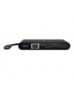 Belkin AVC005BTBK interface hub USB 3.2 Gen 1 (3.1 1) Type-C Black Belkin AVC005BTBK - 1