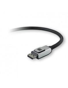Belkin DisplayPort Cable - 1.8m 1.8 m Musta Belkin F2CD000B06-E - 1