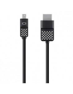 Belkin Mini DisplayPort to HDTV Cable 1.8 m HDMI Black Belkin F2CD080BT06 - 1