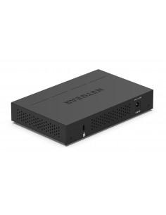 Netgear GS305PP Hallitsematon Gigabit Ethernet (10/100/1000) Power over -tuki Musta Netgear GS305PP-100PES - 1