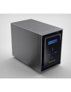 Netgear ReadyNAS 422 NAS Ethernet LAN Musta C3338 Netgear RN42200-100NES - 1