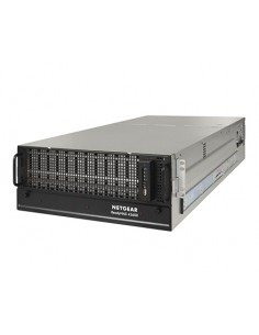 Netgear ReadyNAS 4360X NAS Rack (4U) Nätverksansluten (Ethernet) Svart E3-1225V5 Netgear RR4360X0-10000S - 1
