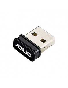 ASUS USB-N10 NANO WLAN 150 Mbit/s Asus 90IG00J0-BU0N00 - 1