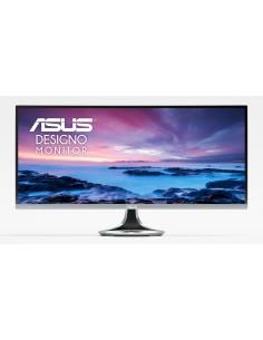 "ASUS MX34VQ 86.4 cm (34"") 3440 x 1440 pikseliä UltraWide Quad HD LED Musta, Harmaa Asus 90LM02M0-B01170 - 1"