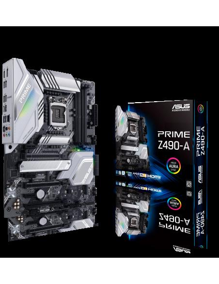 ASUS PRIME Z490-A Intel Z490 LGA 1200 ATX Asus 90MB1390-M0EAY0 - 6