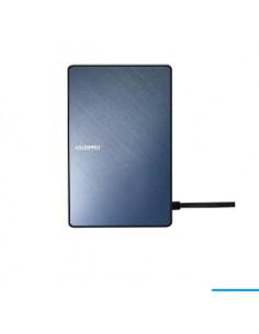 ASUS SimPro Dock Wired USB 3.2 Gen 1 (3.1 1) Type-C Black, Blue Asus 90NX0121-P00470 - 1