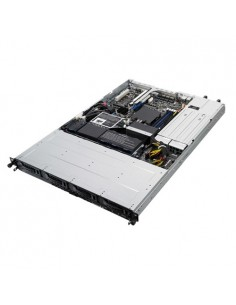 ASUS RS300-E9-RS4 Intel® C232 LGA 1151 (pistoke H4) Teline ( 1U ) Hopea Asus 90SV03BA-M39CE0 - 1