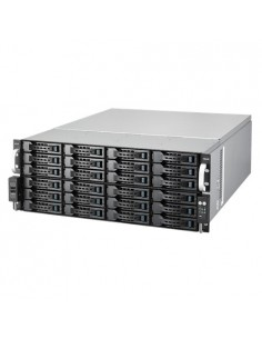 ASUS RS540-E8-RS36-ECP Intel® C612 LGA 2011-v3 Rack (4U) Svart, Grå Asus 90SV04AA-M01CE0 - 1