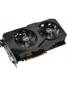 ASUS Dual -GTX1660TI-6G-EVO NVIDIA GeForce GTX 1660 Ti 6 GB GDDR6 Asus 90YV0CR4-M0NA00 - 1