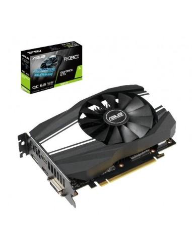 ASUS Phoenix PH-GTX1660TI-O6G NVIDIA GeForce GTX 1660 Ti 6 GB GDDR6 Asus 90YV0CT0-M0NA00 - 1