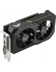 ASUS TUF-GTX1660-O6G-GAMING NVIDIA GeForce GTX 1660 6 GB GDDR5 Asus 90YV0CU2-M0NA00 - 1