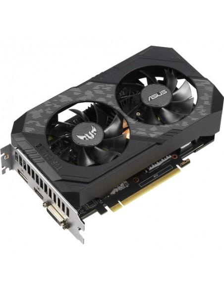 ASUS TUF-GTX1660-O6G-GAMING NVIDIA GeForce GTX 1660 6 GB GDDR5 Asus 90YV0CU2-M0NA00 - 4