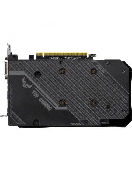 ASUS TUF-GTX1660-O6G-GAMING NVIDIA GeForce GTX 1660 6 GB GDDR5 Asus 90YV0CU2-M0NA00 - 8
