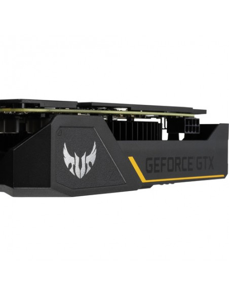 ASUS TUF-GTX1660-O6G-GAMING NVIDIA GeForce GTX 1660 6 GB GDDR5 Asus 90YV0CU2-M0NA00 - 9