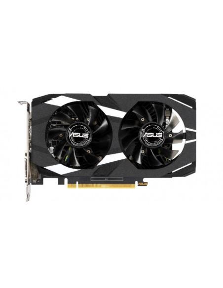 ASUS Dual -GTX1650-O4G NVIDIA GeForce GTX 1650 4 GB GDDR5 Asus 90YV0CV2-M0NA00 - 3