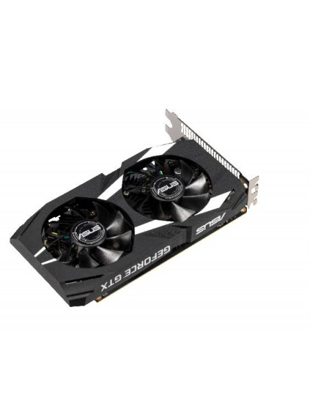 ASUS Dual -GTX1650-O4G NVIDIA GeForce GTX 1650 4 GB GDDR5 Asus 90YV0CV2-M0NA00 - 4