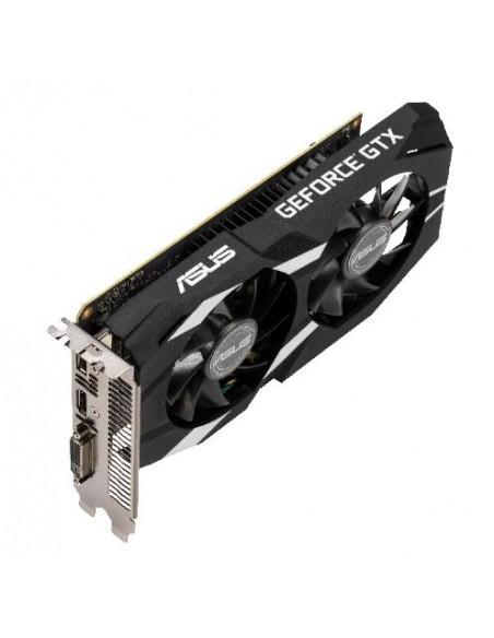 ASUS Dual -GTX1650-4G NVIDIA GeForce GTX 1650 4 GB GDDR5 Asus 90YV0CV3-M0NA00 - 3