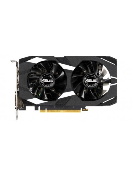 ASUS Dual -GTX1650-4G NVIDIA GeForce GTX 1650 4 GB GDDR5 Asus 90YV0CV3-M0NA00 - 4