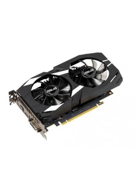 ASUS Dual -GTX1650-4G NVIDIA GeForce GTX 1650 4 GB GDDR5 Asus 90YV0CV3-M0NA00 - 5