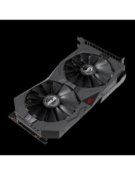 ASUS ROG -STRIX-GTX1650-O4G-GAMING NVIDIA GeForce GTX 1650 4 GB GDDR5 Asus 90YV0CX1-M0NA00 - 4