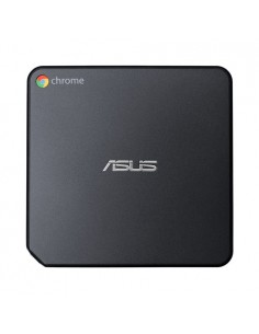 ASUS Chromebox CHROMEBOX2-G214U tietokone/työasema 3215U mini PC Intel® Celeron® 2 GB DDR3L-SDRAM 16 SSD Chrome OS Harmaa Asus C
