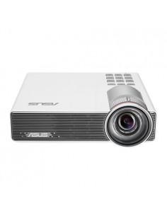 ASUS P3B dataprojektori Kannettava projektori 800 ANSI lumenia DLP WXGA (1280x800) Valkoinen Asus P3B - 1