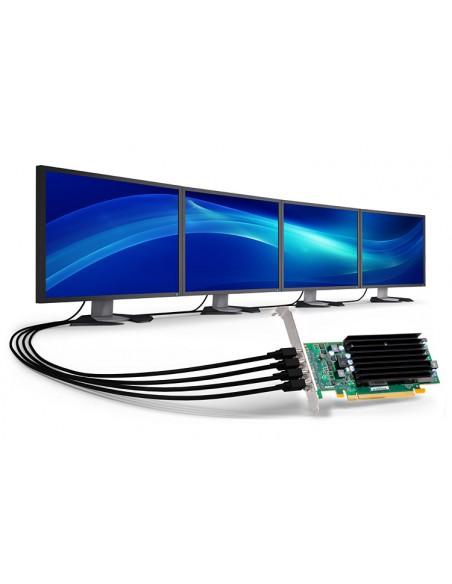 Matrox C420 4 GB GDDR5 Matrox C420-E4GBLAF - 2