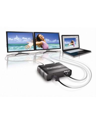Matrox DualHead2Go Digital SE DisplayPort 2x DVI-D Matrox D2G-DP2D-IF - 1