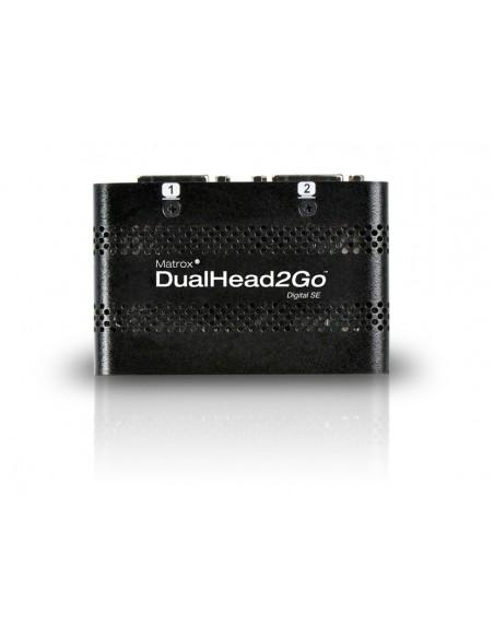 Matrox DualHead2Go Digital SE DisplayPort 2x DVI-D Matrox D2G-DP2D-IF - 5
