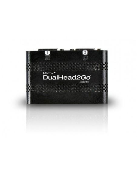 Matrox DualHead2Go Digital SE DisplayPort 2x DVI-D Matrox D2G-DP2D-IF - 8