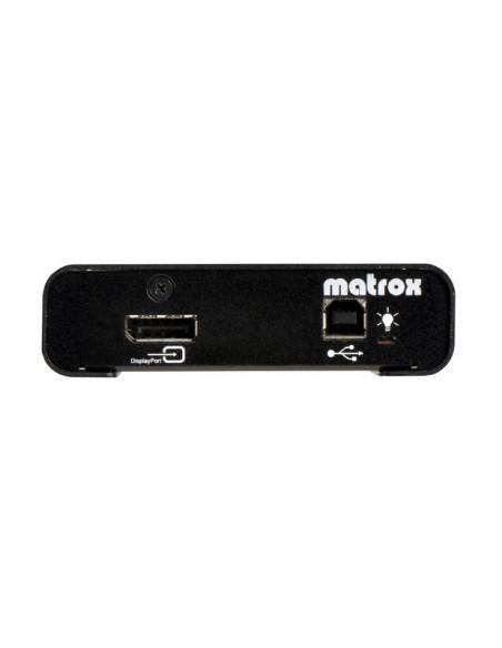 Matrox DualHead2Go Digital SE DisplayPort 2x DVI-D Matrox D2G-DP2D-IF - 9