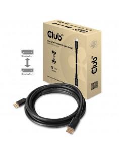 CLUB3D DisplayPort 1.4 HBR3 8K Cable M/M 4m /13.12ft Club 3d CAC-1069B - 1