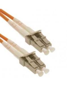 Fujitsu OM3 MMF 10m LC/LC fibre optic cable Fts D:FCKAB-OM3-C10L-L - 1