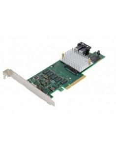Fujitsu S26361-F5243-L4 RAID-ohjain PCI Express 3.0 12 Gbit/s Fts S26361-F5243-L4 - 1