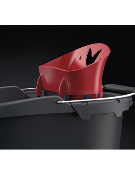 Vileda 158575 mopping system/bucket Single tank Black, Red, White Vileda 158576 - 6