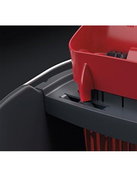 Vileda 158575 mopping system/bucket Single tank Black, Red, White Vileda 158576 - 11