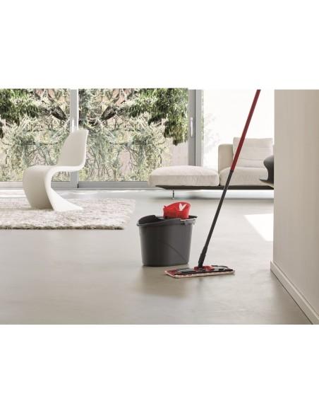 Vileda 158575 mopping system/bucket Single tank Black, Red, White Vileda 158576 - 13