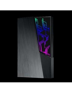ASUS FX GAMING EHD-A2T external hard drive 2000 GB Black Asustek 90DD02F0-B89010 - 1