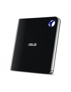 ASUS SBW-06D5H-U optical disc drive Blu-Ray RW Black, Silver Asustek 90DD02G0-M29000 - 1