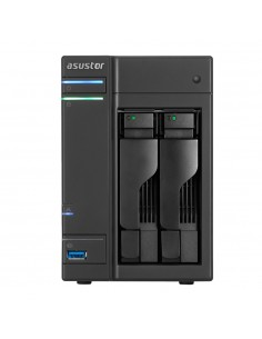 ASUS AS-202TE NAS Ethernet LAN Black Asustek 90IX0081-BW3S10 - 1