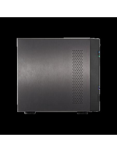 ASUS AS5008T NAS Nätverksansluten (Ethernet) Svart Asustek 90IX00D1-BW3S10 - 3