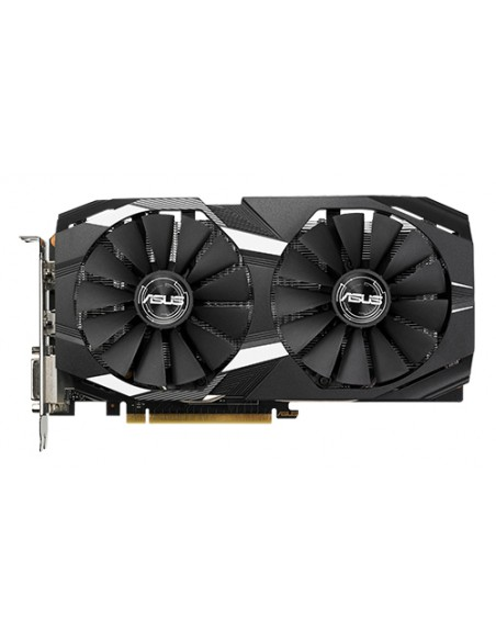 ASUS GTX1050TI-DC2O4G NVIDIA GeForce GTX 1050 Ti 4 GB GDDR5 Asustek 90YV0A32-M0NA00 - 1